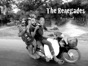The Renegades Friday 7th July 7pm - 10:30pm