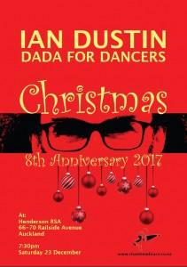 Ian Dustin Xmas Dada For Dance